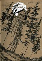 Witchhouse by KseniaSh