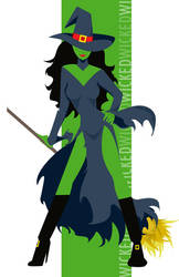 Wicked: Elphaba by lsyw