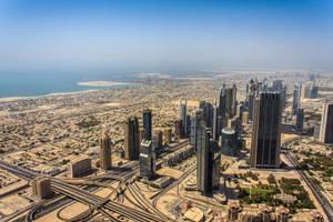Dubai-1 by KBL3S