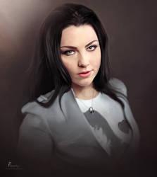 Amy lee - Evanescence by fawwaz1