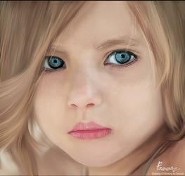 Little Angel by fawwaz1