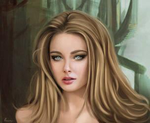 The Beauty by fawwaz1