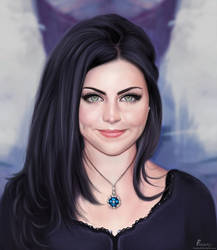 Amy Lee EV by fawwaz1