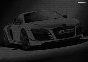Audi R8 Spyder by AndyJacko