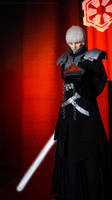 BJD - Darth Sintros - Sith Sorcerer by Lawrichai