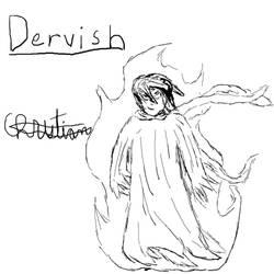 Dervish, Harbinger of Death by NightmareZero99