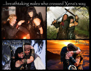 Males who crossed Xena's way.. by XenaLive
