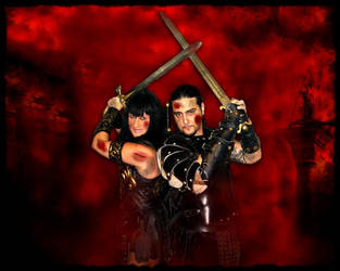 Warrior Soulmates by XenaLive