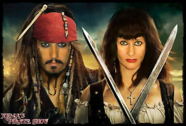 Pirate Show by XenaLive