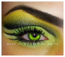 Lizard green by NatashaSmithPhoto