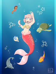 Down Where It's Wetter by Flamongirl13