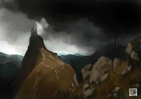 Pilgrimage by tohdraws