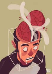 Brain Dead by tohdraws
