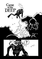 Curse Of The Deep - 001 by tohdraws
