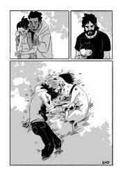 Walk Page 24 by tohdraws