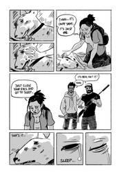 Walk Page 23 by tohdraws