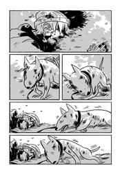 Walk Page 22 by tohdraws