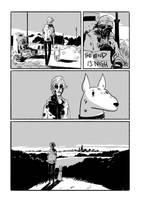 Walk Page 19 by tohdraws