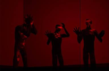 SUPER NIGHTMARES by DisturbedBlue