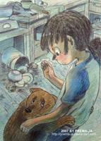 BAD DOG by prema-ja