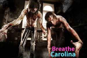Breathe Carolina by XxXTAI-SantiXxX