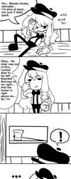 Bendy and the ink machine pt 8 by 00TheInkJester00