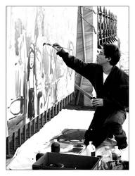 The Painter by etc-etc-etc
