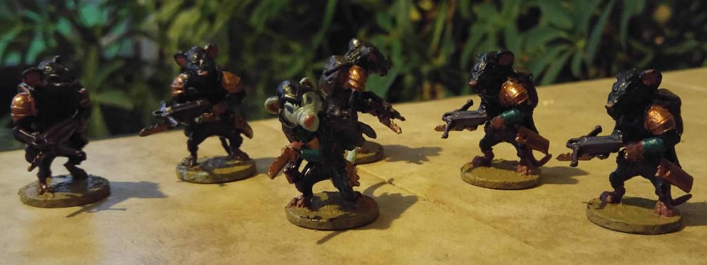 Rat Squad by KSchnee