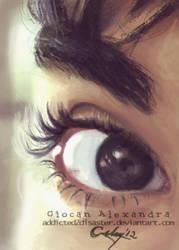 Speedie january- 1-Boyfriend's eye by Addicted2disaster
