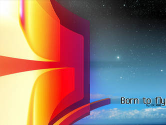 Born to fly wallpaper by GDC3000