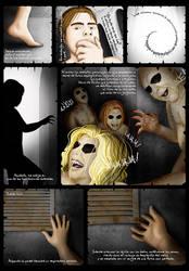 The dream page 3 by VICTORSAENZBARRON