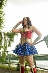 Wonder Woman by nelene-chan