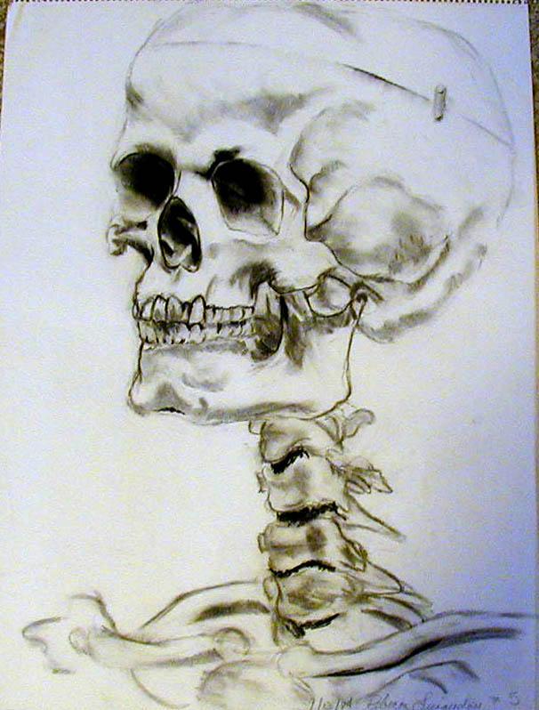 Bone Head by BeckyLiv by BeckyLiv