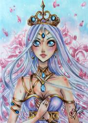 ACEO #38 Aurora by AlexaFV