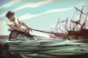 Gulliver by Deisi