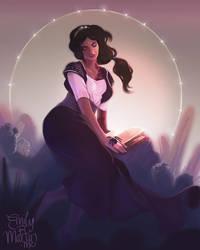 Twilight Study by Deisi