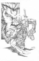 Deadpool by emilcabaltierra