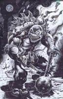 TMNT Slash by emilcabaltierra