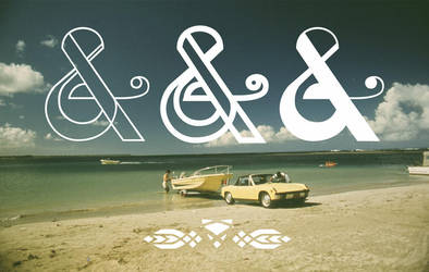 Baby Cakes Ampersand by kchilt