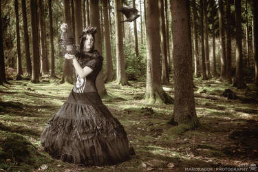 Mystic Forest by MandragorPhotography