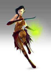 Dragon Age - Inquisitor by Atori-e