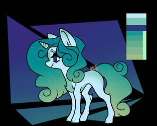 Mlp Unicorn adops by ExtreamVolume771