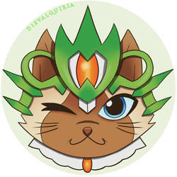 Palico Icon by Die-Valquiria