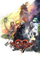 Kingdom Hearts 358 2 days by CoolPsTuts