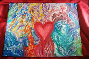 Abstract Painting. by mysticmoon13