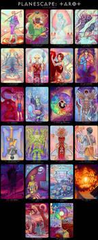 Planescape: Tarot by alphyna