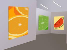Art Gallery by TomLeeman