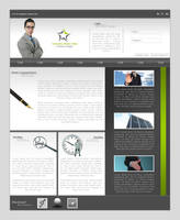 Company Template 3 by TomLeeman