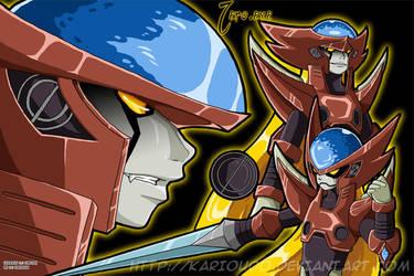 Zero.exe doodle by Karioudo