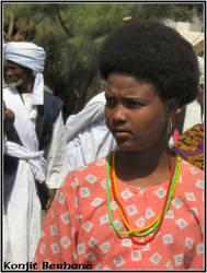 Eritrean Beauty by konjit